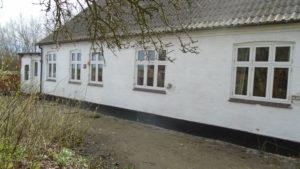 Huset har genfundet sit rette udtryk