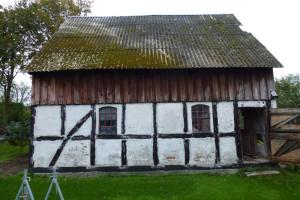 Renovering af ladebygning
